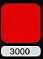 آهن ایمان ورق گالوانیزه رنگی طرح سفال پالرمو رال 3000 قرمز