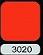 آهن ایمان ورق گالوانیزه رنگی طرح سفال پالرمو رال 3020 جیگری